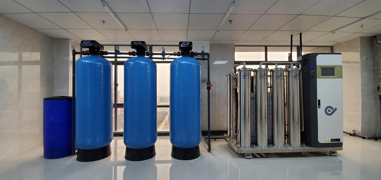 血液透析用制水设备